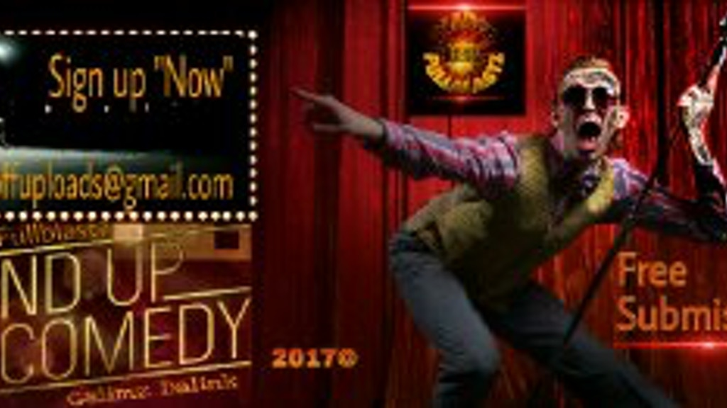 Project image for The Blastzoff Comedy shop