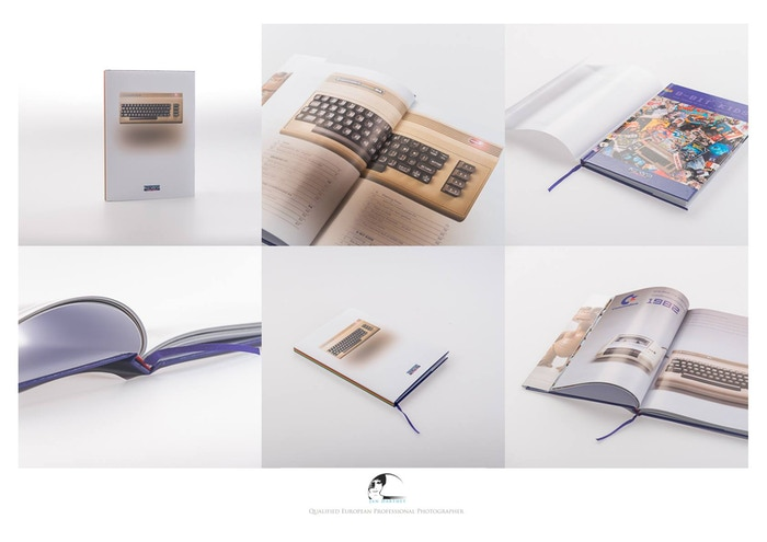 A beautiful hardback book telling the story of growing up in the 1980s, when a Commodore 64 was the centre of our world...