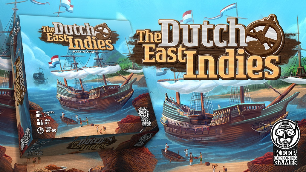 The Dutch East Indies project video thumbnail