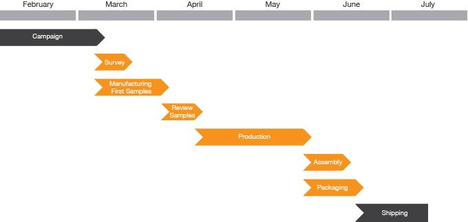 DUO Project Timeline
