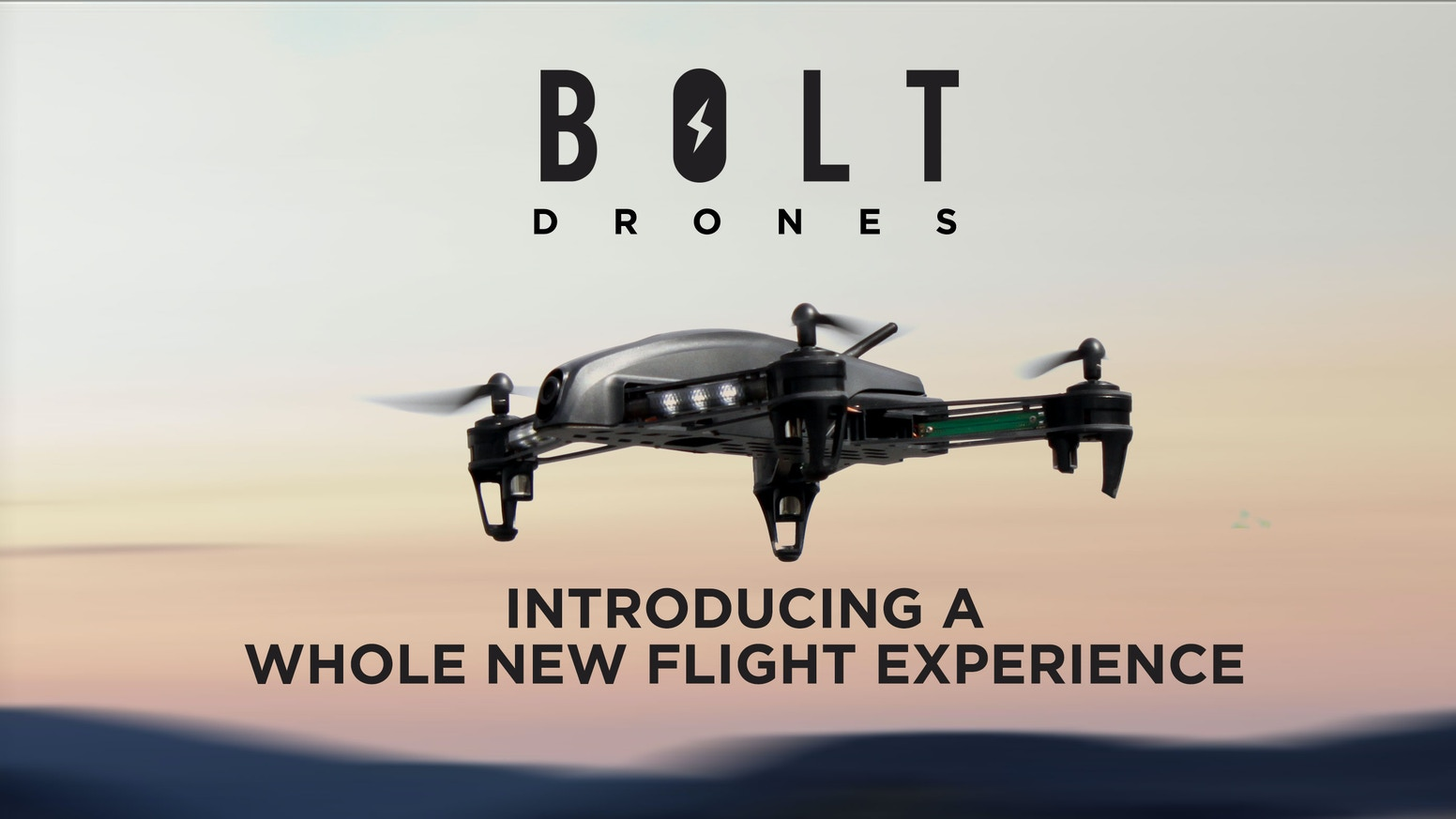 Introducing a whole new flight experience.  An innovative and versatile First Person View drone at a radical price.