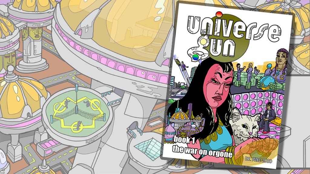Universe Gun Book 1 project video thumbnail