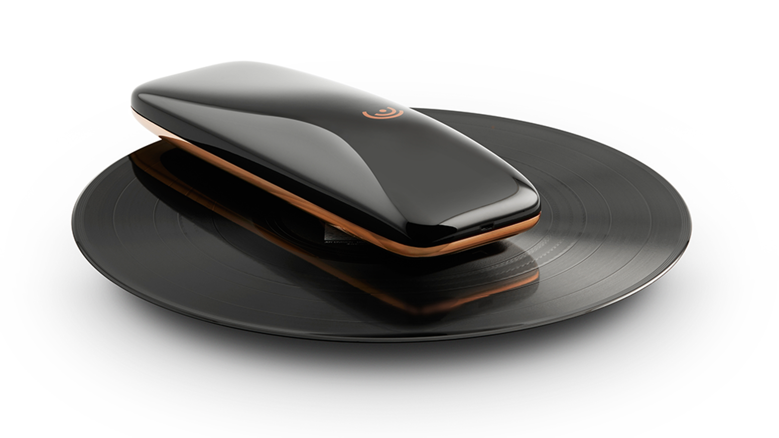 LOVE maintains the intimacy and quality of vinyl records but adds modern  day smart features,