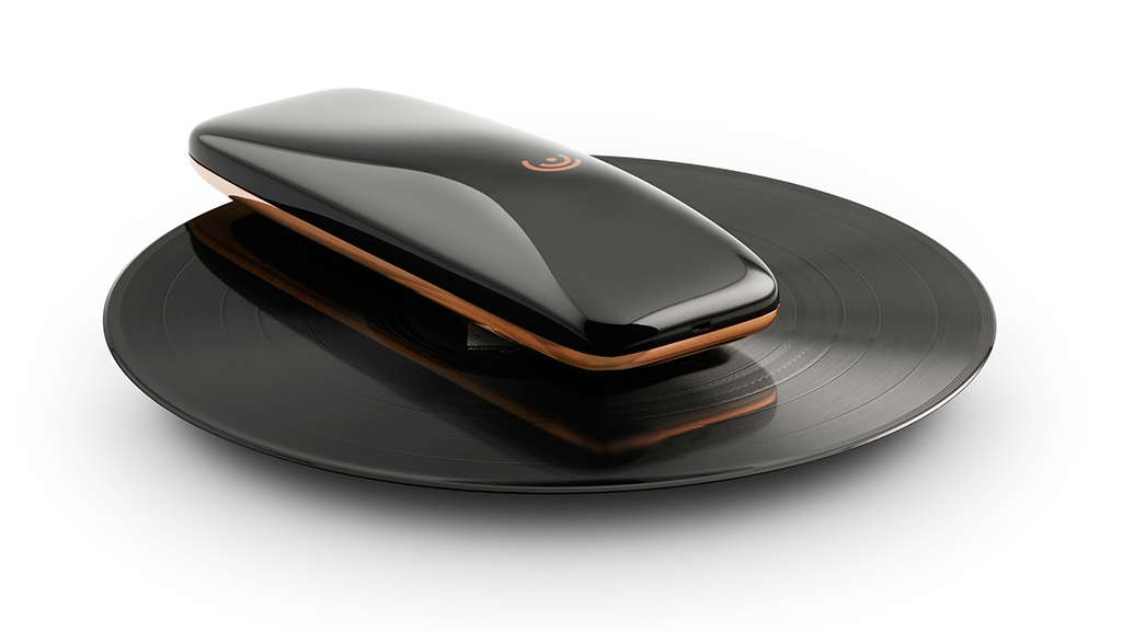 LOVE - The World's First Intelligent Turntable project video thumbnail