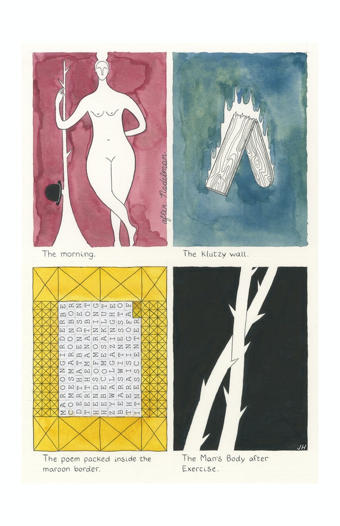 John Hankiewicz Original Art   Page 3