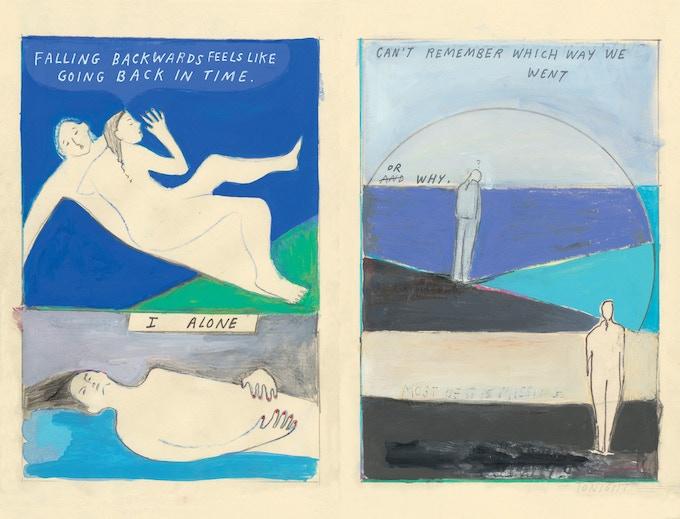 Archival print by Alyssa Berg   Spread 2