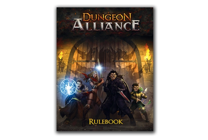 Dungeon Alliance Rulebook