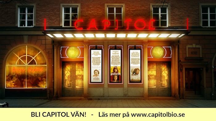 Hjälp oss att bygga Stockholms skönaste biograf på Sankt Eriksplan med bistro och servering.