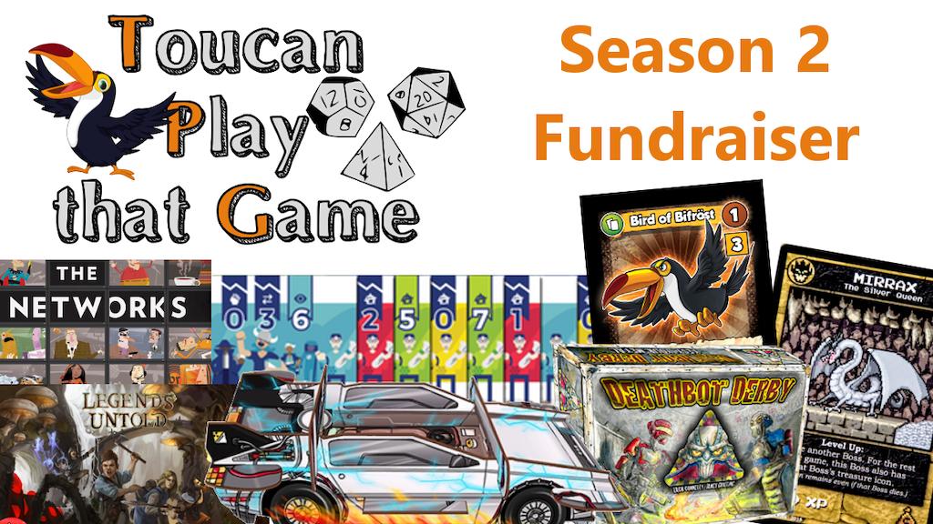 Toucan Play that Game - Season 2 project video thumbnail