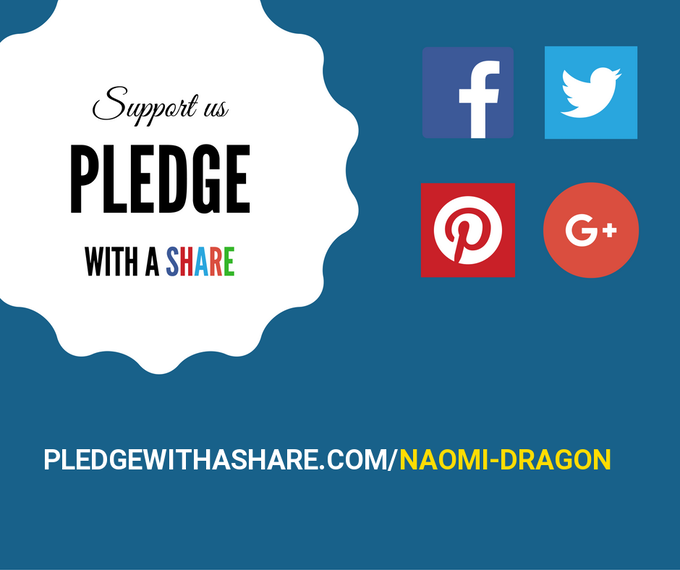 Pledge with a Share featured project