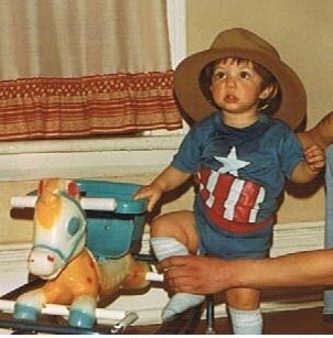 Jason Rodriguez wore Captain American gear from the very beginning.