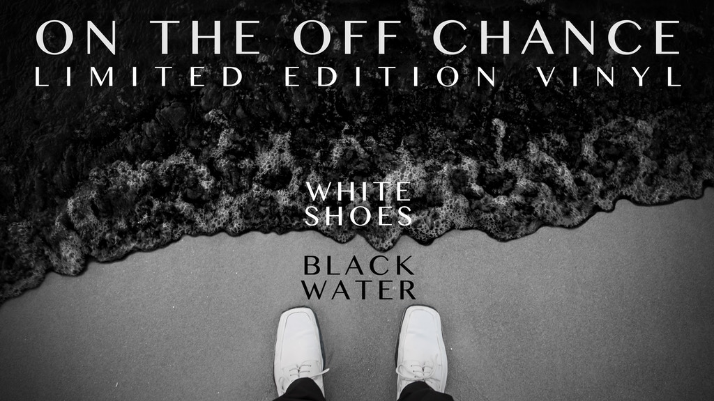 On The Off Chance debut album on Vinyl project video thumbnail