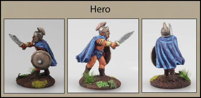 Human Hero