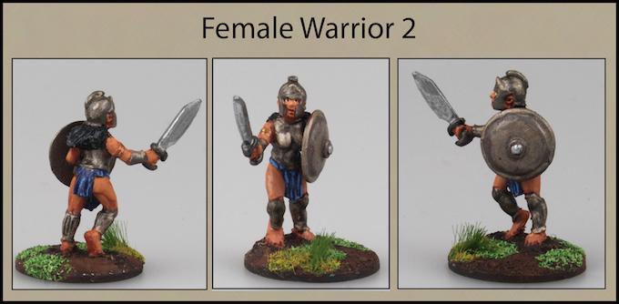 Female Warrior 2