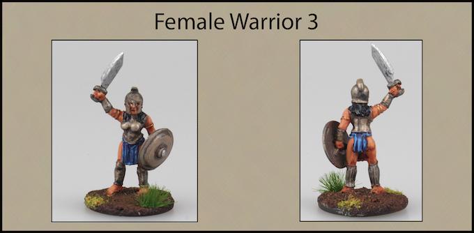 Female Warrior 3