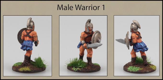 Male Warrior 1