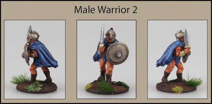 Male Warrior 2