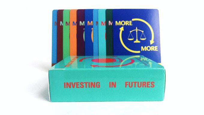 Pledge $25 - The first run of the Investing in Futures deck!