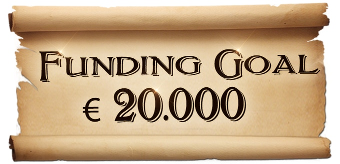 The first one is the milestone: 20.000 euro to fund this project.