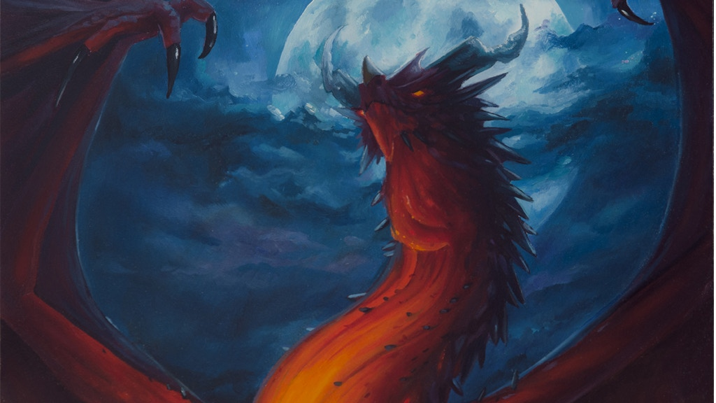 Here be Dragons : Lord of the Night project video thumbnail