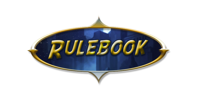 Click the button for a link to our current Rulebook!