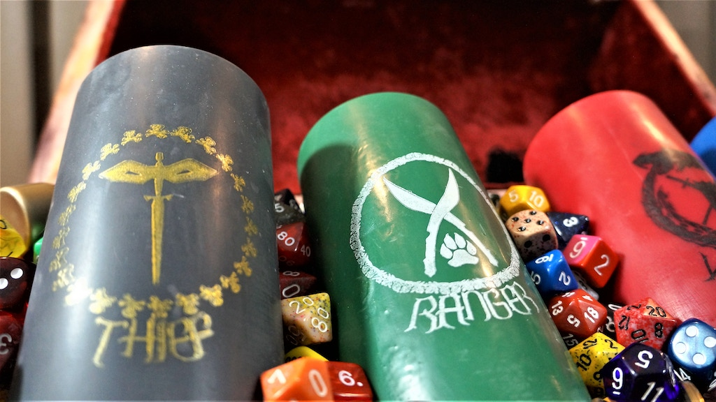 Critical Smells - D&D Inspired Candles with RPG Dice project video thumbnail