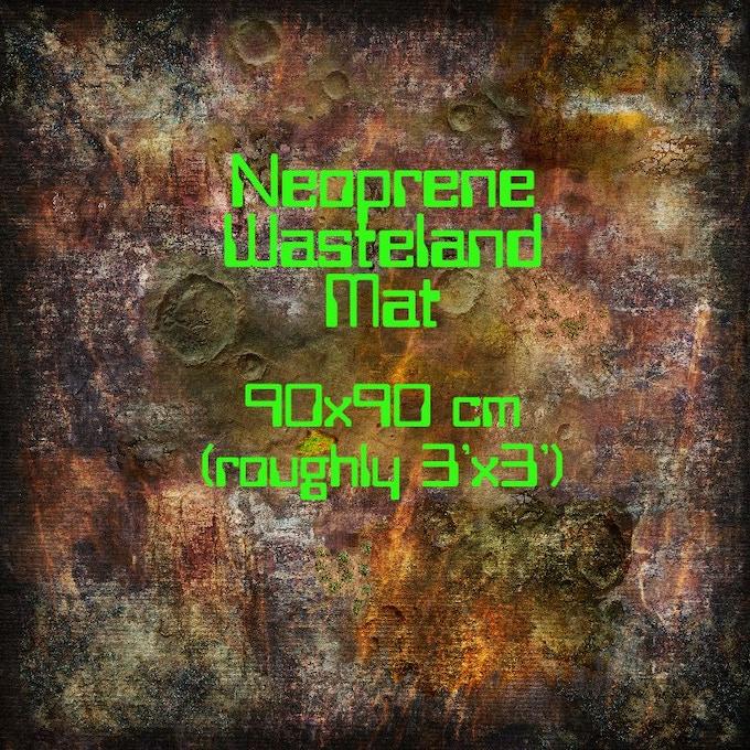 neoprene wasteland mat
