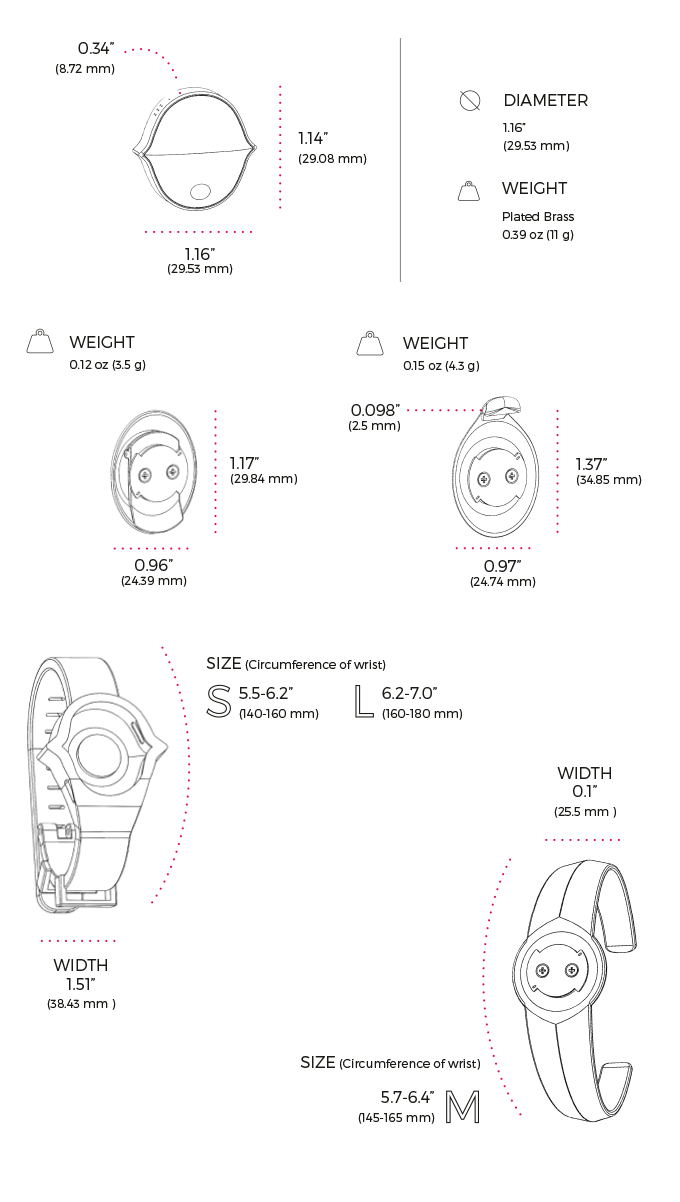 Senstone Never Miss A Note Again By Nazar Fedorchuk Kickstarter Air Flow Detector Circuit Miniproject Myclassbook Sizing Details