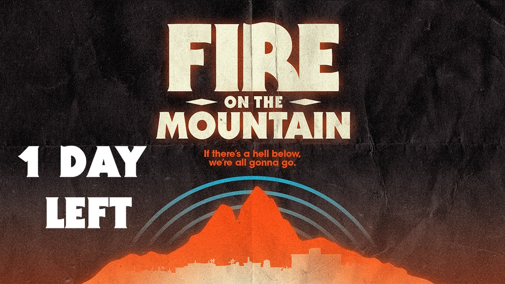 Fire on the Mountain - A Practical Creature FX Film project video thumbnail