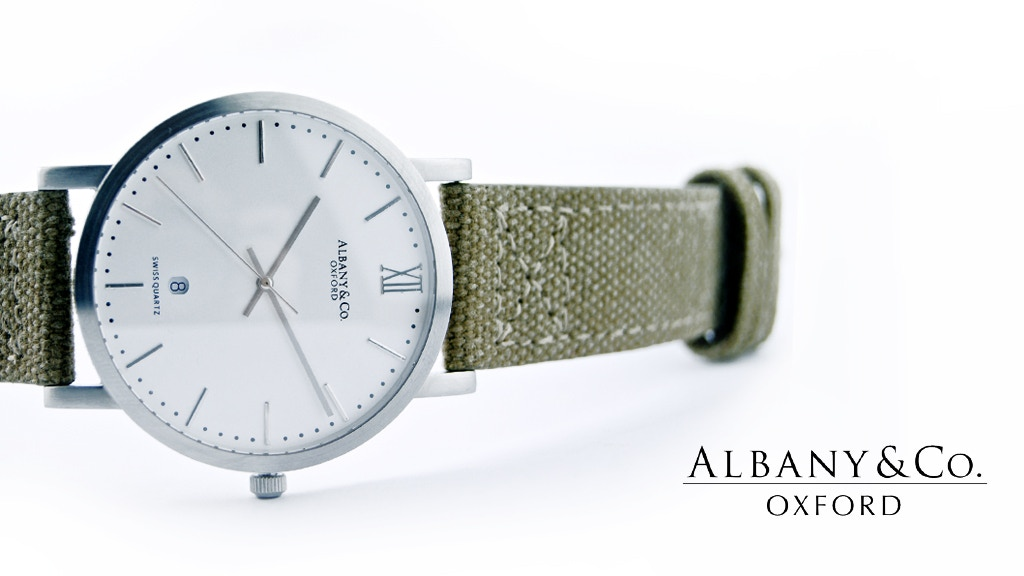 Custom Swiss-component Watches from Albany & Co. project video thumbnail