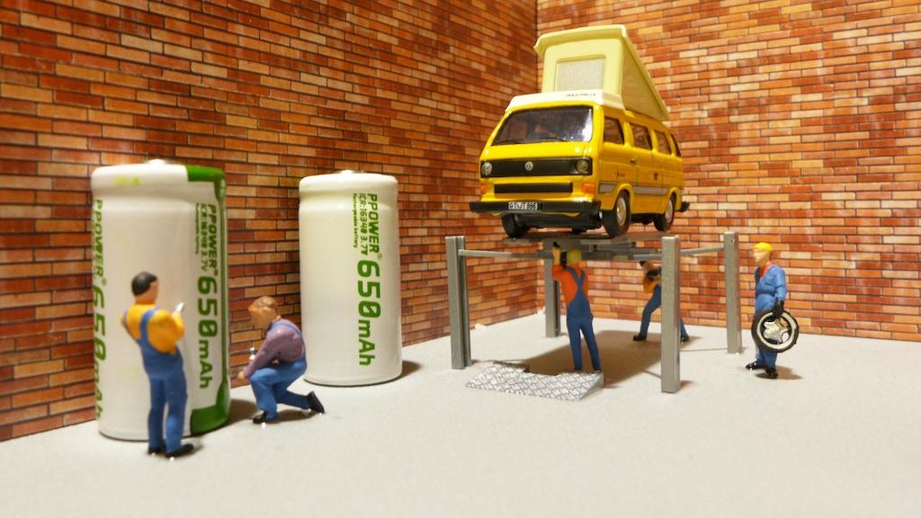 Project image for Der Elektrocamper