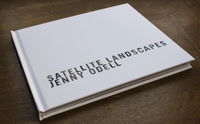 Jenny Odell Satellite Landscapes book - $120