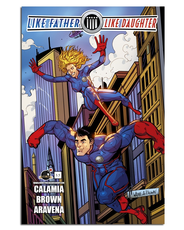 Issue # 3.5 Cover