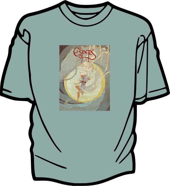 T-Shirt color might change slightly during printing, but it will look pretty much like this.