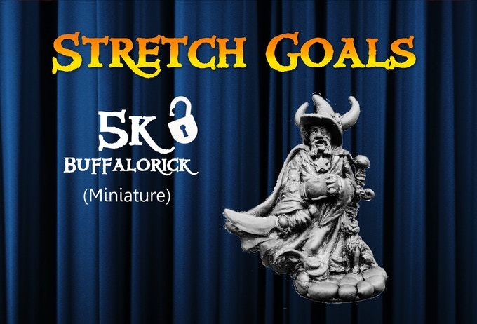 5k Unlocked: Buffalorick!