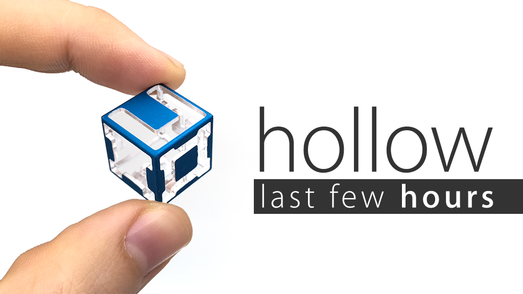 HOLLOW DICE project video thumbnail