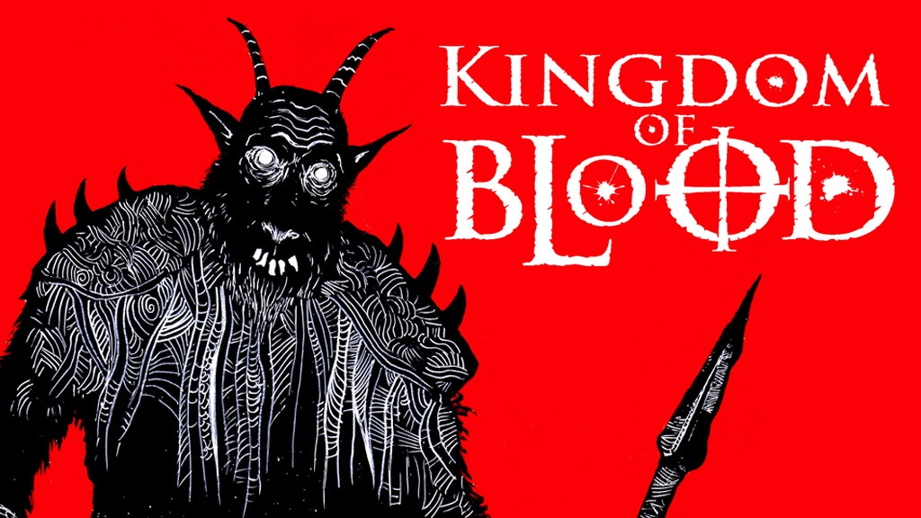 Kingdom of Blood project video thumbnail