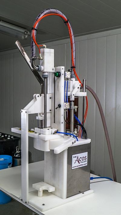 The Acos Filler - Earlier Prototype