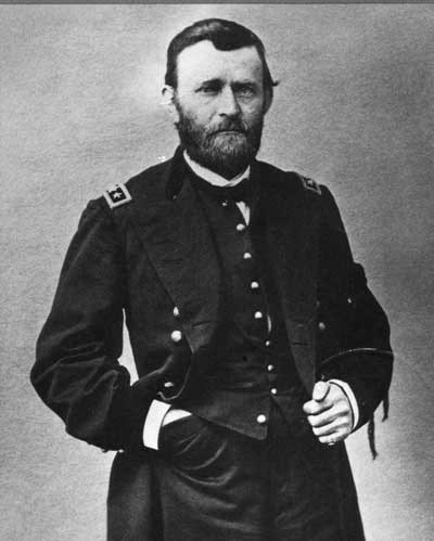 General Grant - Photo From Library of Congress