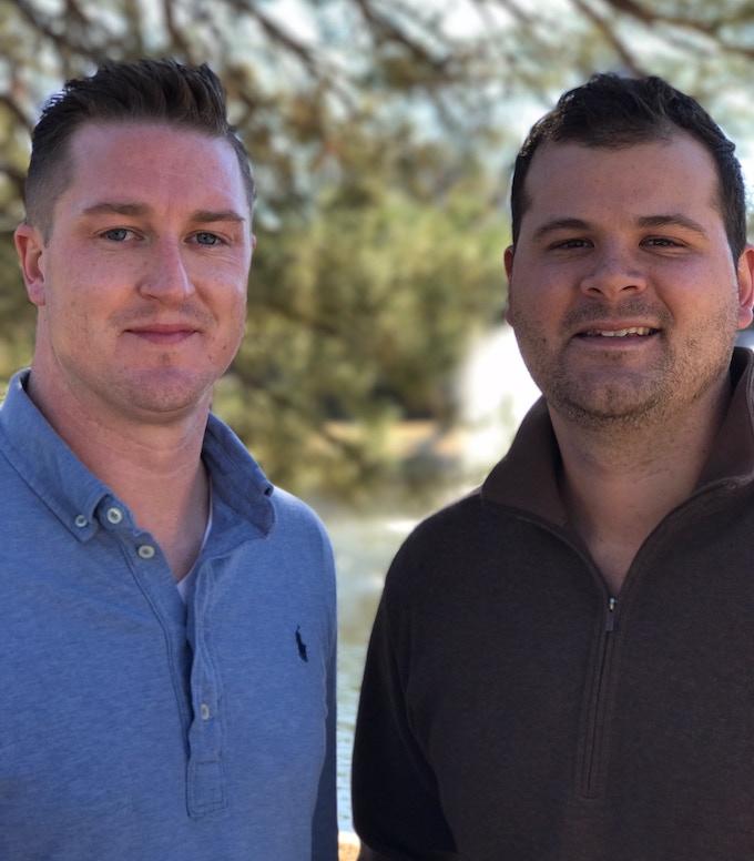 Hayes Brumbeloe & Dan Rubertone