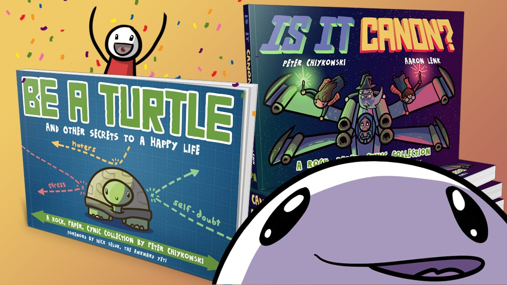 Be a Turtle (and Other Secrets to a Happy Life) project video thumbnail
