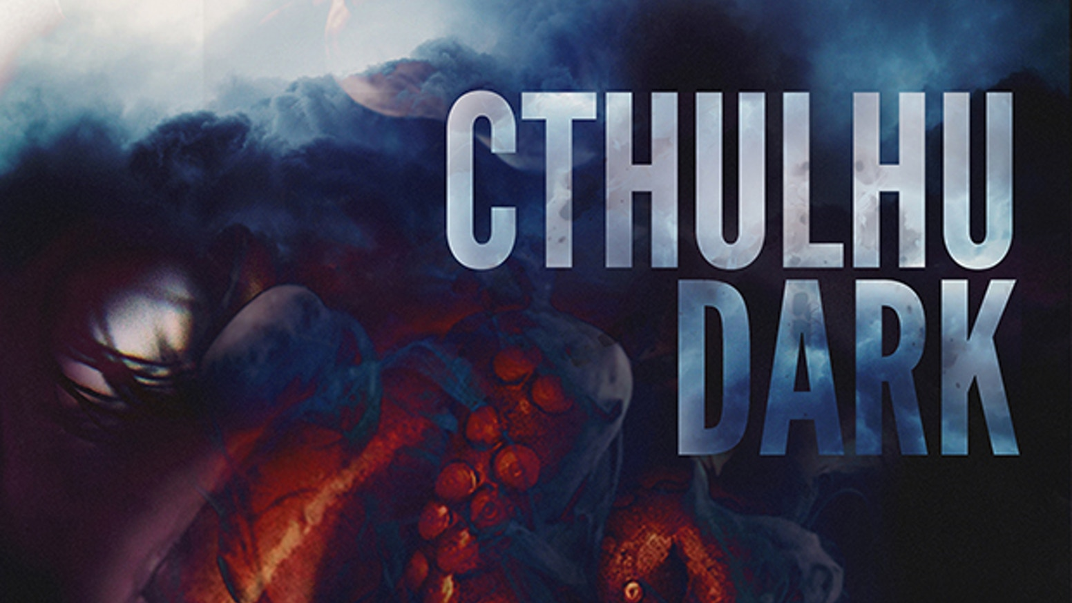 Cthulhu Dark is a tabletop roleplaying game of cosmic horror, with stripped-back rules that drive a bleak and terrifying story.