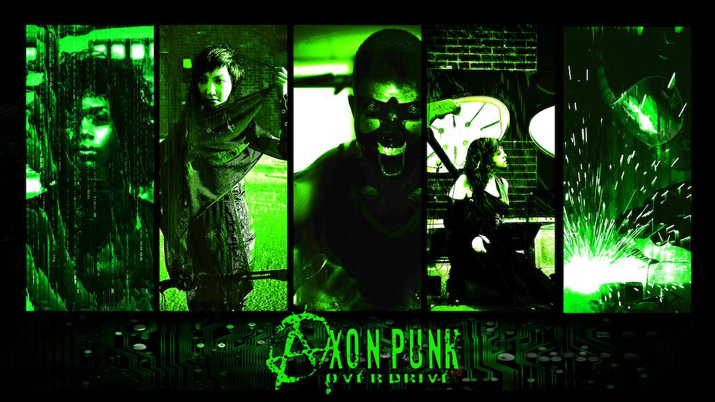 Axon Punk: Overdrive project video thumbnail