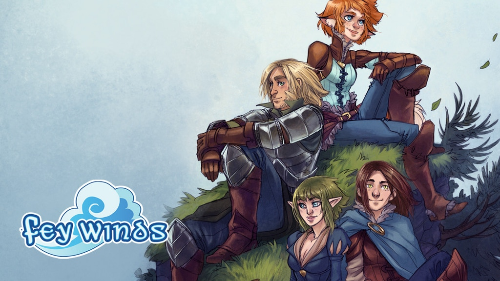 Fey Winds - Book One project video thumbnail