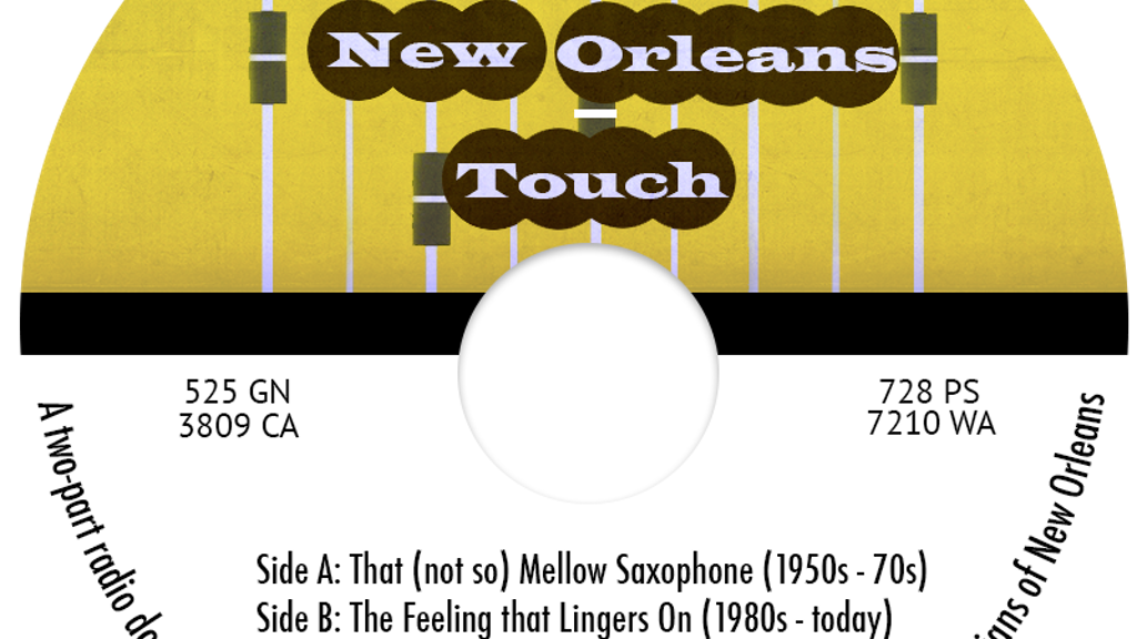 That New Orleans Touch - a radio documentary and podcast project video thumbnail