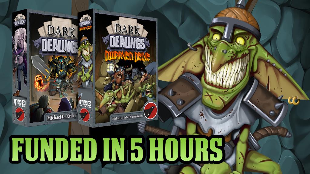 Dark Dealings: Dwarven Delve - Bundles, Expansions & More! project video thumbnail
