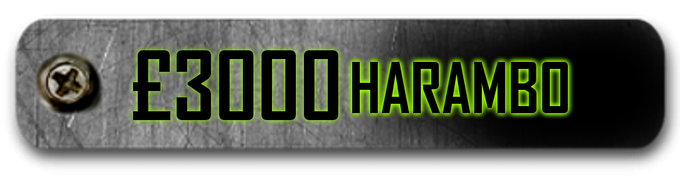 Unlocked: Harambo is available to add to your pledge for £15