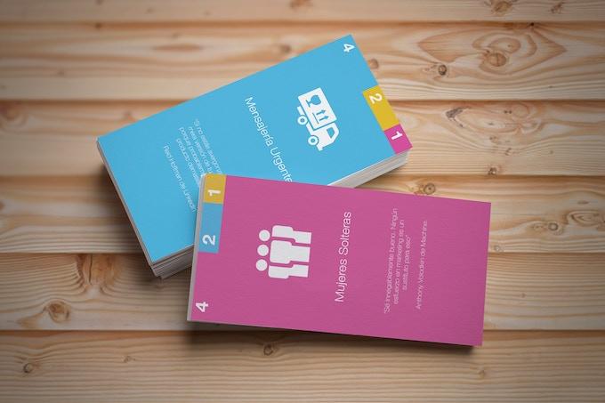 The Cards/Las Cartas