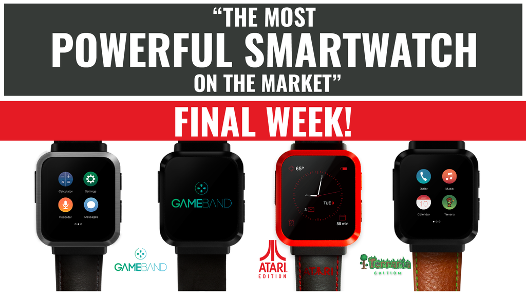 Gameband: The First Smartwatch for Gamers project video thumbnail