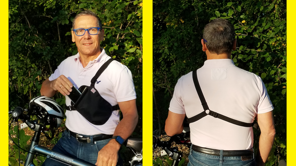 Project image for Bicycle Travel Pocket